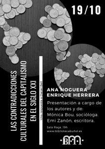 Nuestros Autores: Ana Noguera y Enrique Herrera @ Biblioteca Pública Municipal de Buñol. Sala Raga.