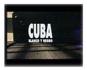 Cuba blanco y negro @ Biblioteca Pública Municipal de Buñol. Sala Raga.