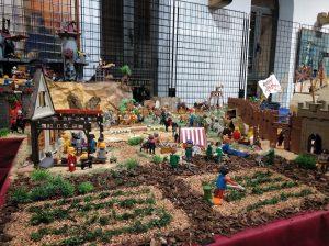 Exposición de Playmobils @ Biblioteca Pública Municipal de Buñol