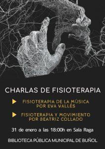 Meses Temáticos: el mes de la Fisioterapia @ Biblioteca Pública Municipal de Buñol