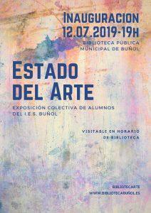 BibliotecArte: Estado del Arte @ Biblioteca Pública Municipal de Buñol