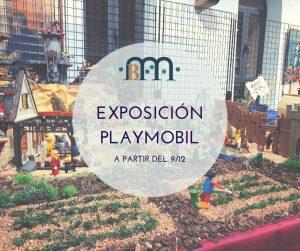 """Exposición Playmobil @ Biblioteca Pública Municipal de Buñol """"Cronista Fernando Galarza"""""""