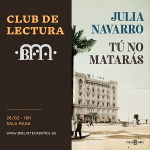 """Club de Lectura @ Biblioteca Pública Municipal de Buñol """"Cronista Fernando Galarza"""""""