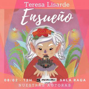"NA: Teresa Lisarde @ Biblioteca Pública Municipal de Buñol ""Cronista Fernando Galarza"""